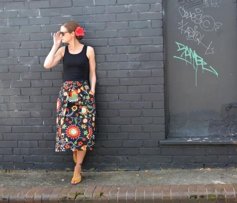 Jillian skirt