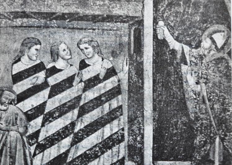 Pastoureau, Michel. The Devil's Cloth. A History of Stripes, 2003. 15. Print.