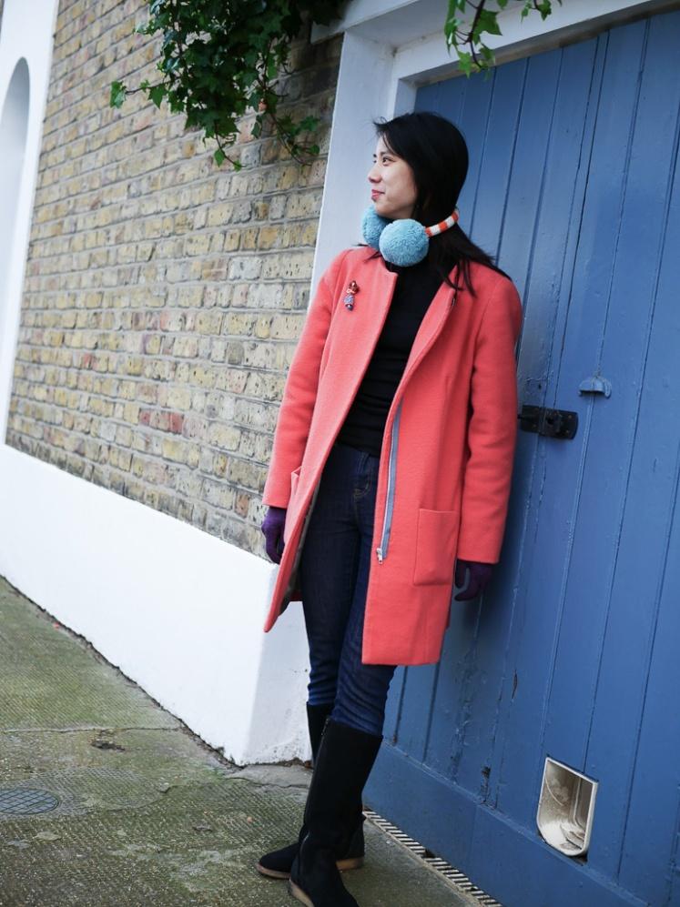 Orange coat 2