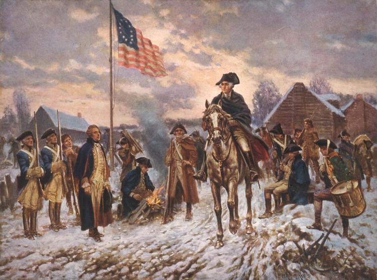 the-american-revolution-george-everett
