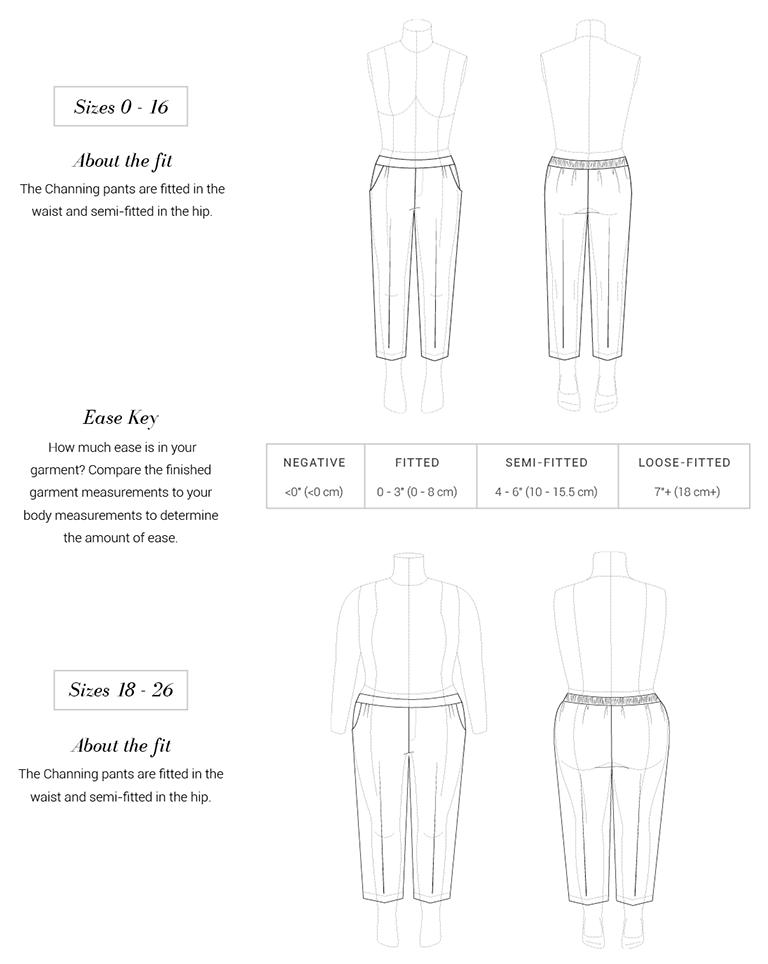 seamwork fit guide